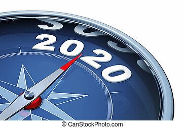 年, 2020