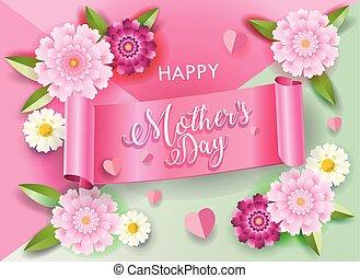 幸せな母の日