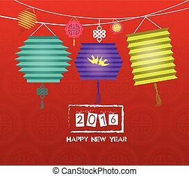 幸せ, 中国の新年, 背景
