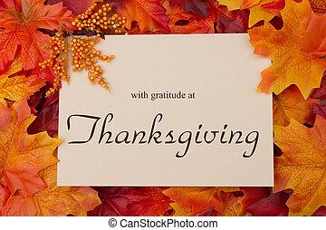 幸せ, 感謝祭, メッセージ