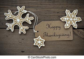 幸せ, 感謝祭, ラベル, ∥で∥, ショウガ, パン