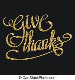 幸せ, 感謝祭, 日, グリーティングカード, ∥で∥, 手, レタリング