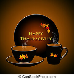 幸せ, 感謝祭