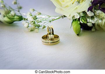 幸せ, 日, 結婚式