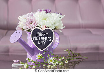 幸せ, 母の日
