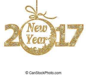 幸せ, 2017, 新年