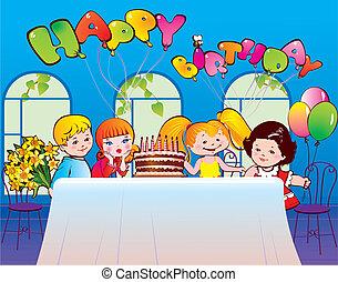 幸せ, birthday.