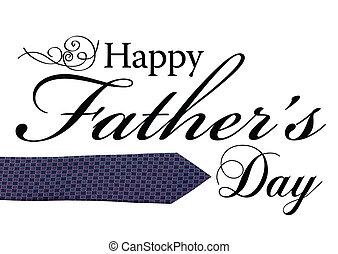 幸せ, father\'s, 日, タイプ