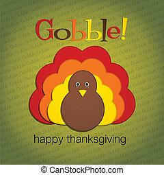 幸せ, thanksgiving!