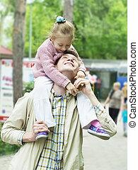 幸福, 父性