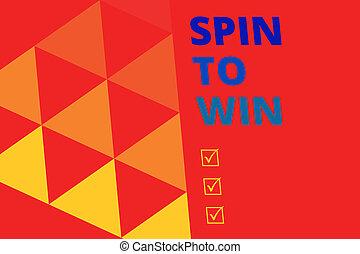 幸運, 提示, 執筆, showcasing, web., ゲーム, パターン, あなたの, カジノ, ビジネス, presentations., 回転, 宝くじ, win., 危険, 試み, ギャンブル, 三角形, 写真, 幾何学的, 運, バックグラウンド。, メモ