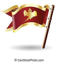 幻影, 旗, 皇族, アイコン