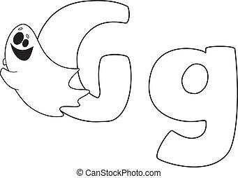 幻影, 概説された, 手紙g