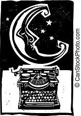 幻想, 寫, 夜晚