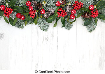 幻想, 聖誕節, 背景