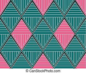 幾何学的なデザイン, seamless, 手ざわり, あなたの