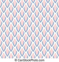 幾何学的, バラ, ベクトル, クォーツ, すみれ, seamless, 静穏, pattern.