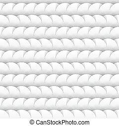 幾何学的, 円, seamless, パターン