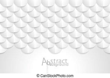幾何学的, 壁紙, バックグラウンド。, 白, textured