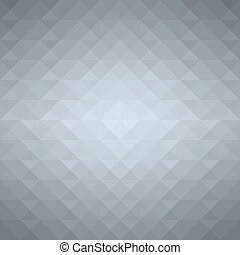 幾何学的, 灰色, 背景