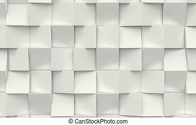 幾何学的, 背景, 3d