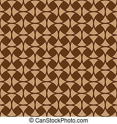 幾何学的, 装飾, seamless