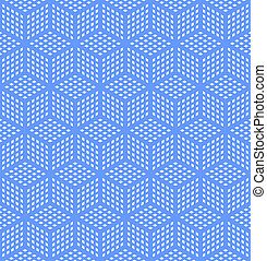 幾何学的, seamless, texture.