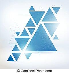 幾何學, 摘要, 背景, 三角形