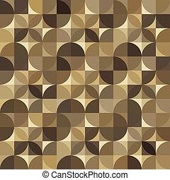 幾何學, seamless, 木製的地板, 席紡地面, pattern.