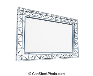 広告板, 現代