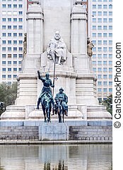 広場, スペイン, capital., スペイン語