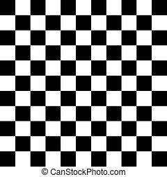 広場, 抽象的, チェッカーの駒, ベクトル, チェス, 背景, 人気が高い
