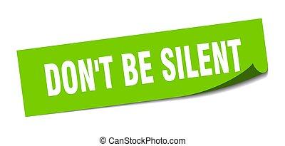 広場, 皮むき器, 隔離された, 無声, 印。, ありなさい, ∥そうする∥, sticker., ラベル