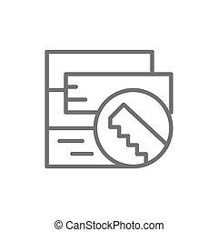 床板, 線, 板, icon., 寄せ木張りの床