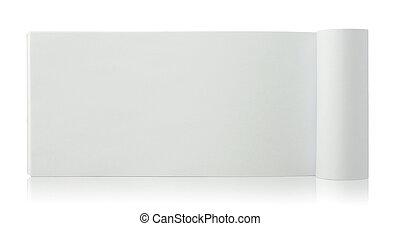床, メモ用紙, 反映しなさい, 背景, ブランク, 白