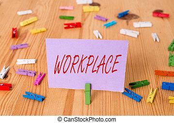 床, 区域, どこ(で・に)か, テキスト, メモ, ∥(彼・それ)ら∥, ファインド, 空, 概念, 提示, 仕事, ペーパー, 有色人種, 木製である, あなた, workplace., 手書き, 缶, 意味, 背景, オフィス。, clothespin, 忙しい, オーダー