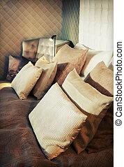 床, 紡織品