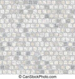 床, tile., seamless, texture.