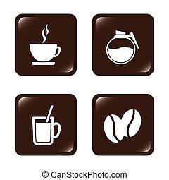 店, コーヒー