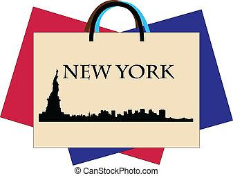 店, ニューヨーク