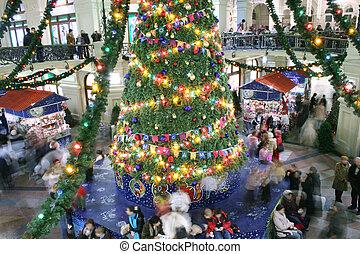 店, 2, クリスマス