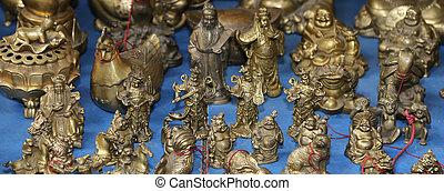 店, china's, 伝統的である, 贈り物, 記念品