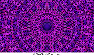 庭, 背景, mandala, デザイン, 植物, 紫色