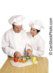 廚師, 學校, -, 鼓勵