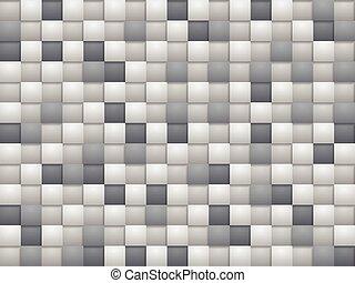 廣場, 塊, 灰色