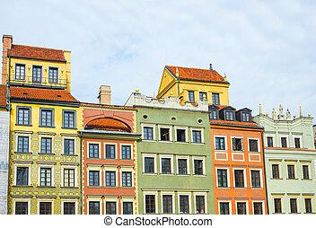 廣場, 市場, 華沙