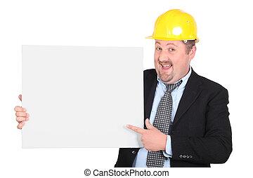 建物のマネージャー, 提示, サイト, パネル