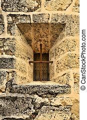 建物の正面, コロンブス, 窓, alcazar