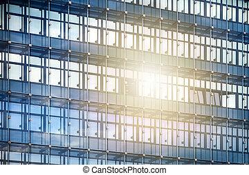 建物の正面, 現代, オフィス