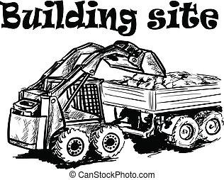 建物サイト